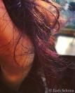 paars haar